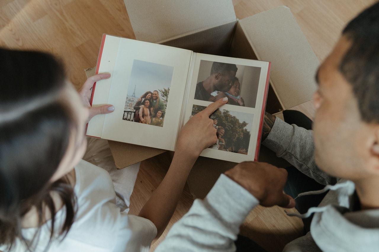 fotoboek ontwerpen